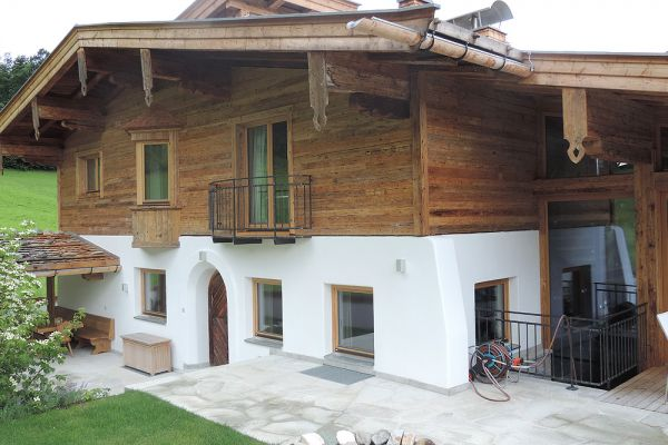 Landhaus in Altholz