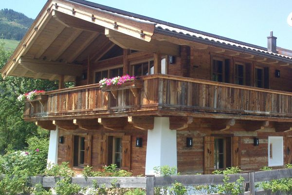 Altholz-Chalet
